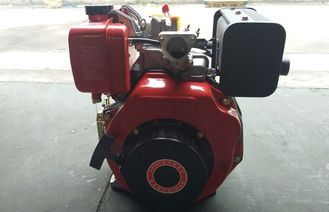 3000rpm 3.45kw Electric Starter Air Cooled Diesel Engine , Single Cylinder Diesel Engines