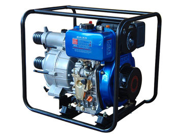 "3600 Rpm Diesel Motor Operated 3"" Water Pump KDP30S Low Fuel Consumption"