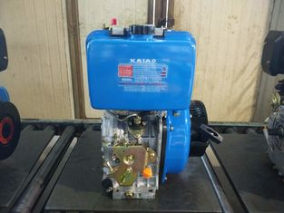 Electric Starter Single Cylinder Diesel Engine , Small Air Cooled Engines